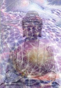 buddha tensegrity