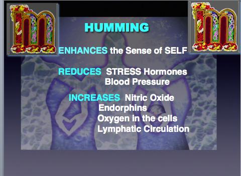 The Humming Effect | Sondra Barrett, Ph D  | Sondra Barrett